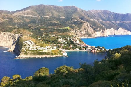 FANTASTIC VIEWS ASSOS - Kefallonia