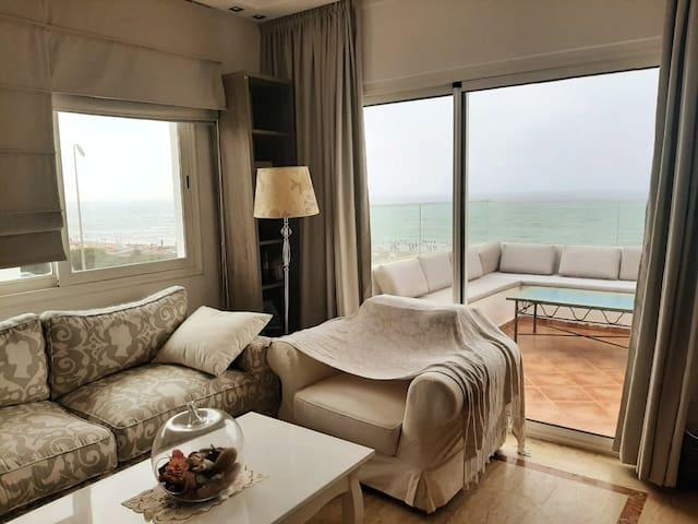Appartement vue sur mer ☀️ 🏝🇲🇦