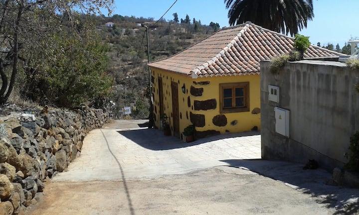 Casa Rural Los Marantes 5 en Puntagorda, La Palma