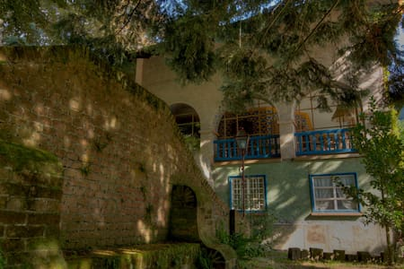 Fairy tales house in the heart of Italian Alpes - Ala di Stura - 别墅
