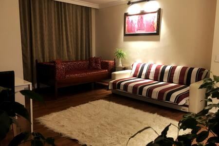 Modern Furnished Apartment Central & Near Ataşehir