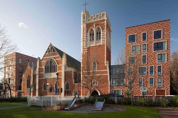 Award Winning 1892 Church Tower Penthouse