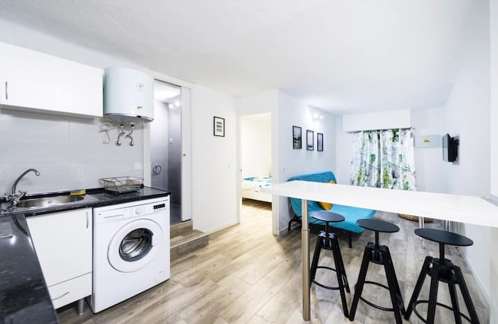 Central apartment in Madrid