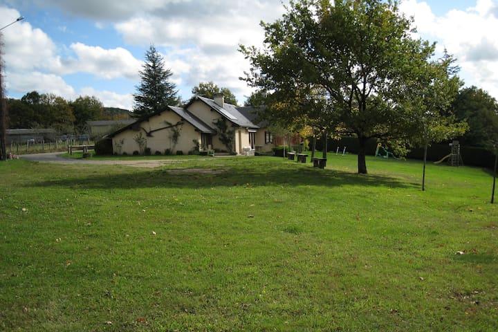 Gite Cassou - Saint-Amans-des-Cots - Casa de férias