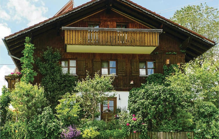 Holiday apartment with 1 bedroom on 55m² in Nesselwang