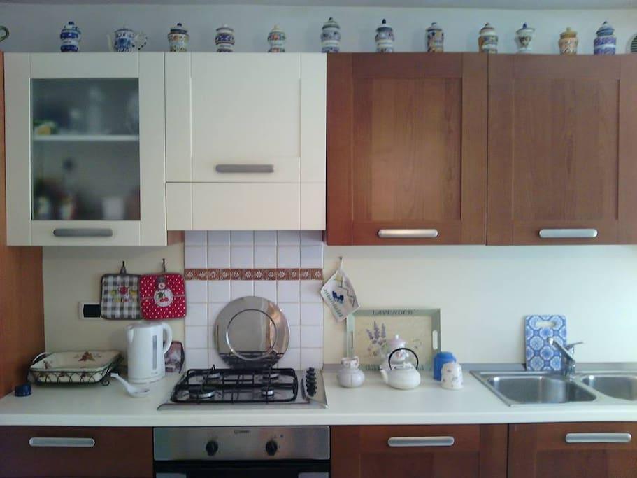 cucina casa camos