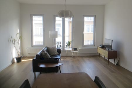 Charming and bright apartment in City Centre! - Antwerpen - Apartment