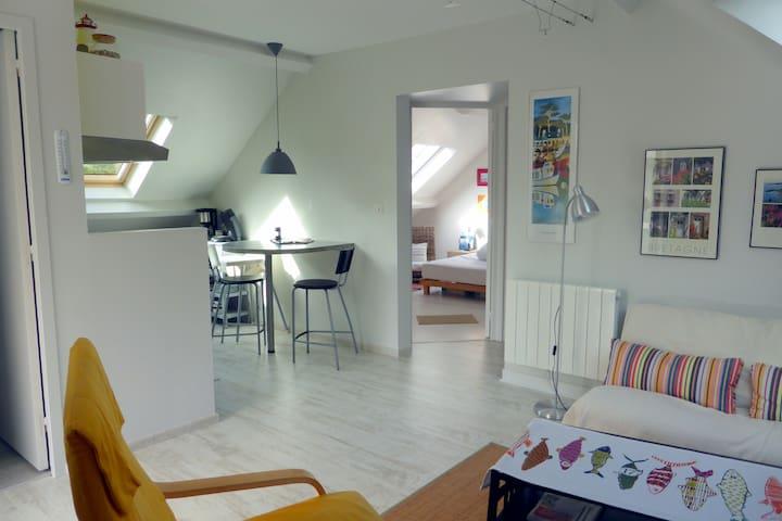 Appartement près plage de Brambell - Piriac-sur-Mer - Lejlighed