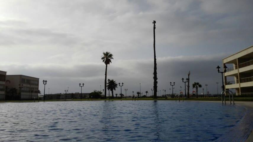 Résidence d'été Ola Blanca - Sidi Rahal - Daire