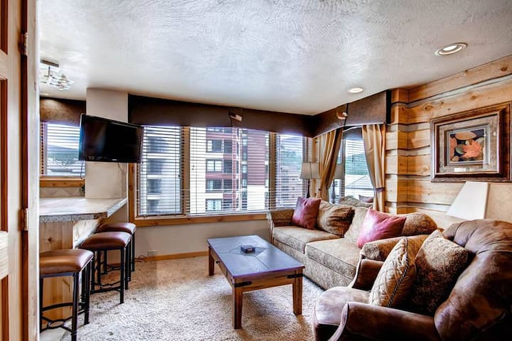 Village at Breckenridge 4404 - Ski-In/Ski-Out - Breckenridge - Condominium