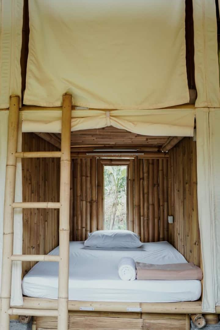 Bamboo Capsule Dorm