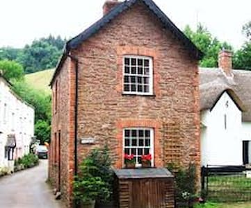 Country cottage in the heart of Exmoor village