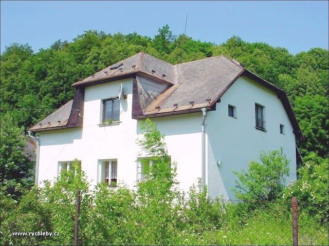 FW/Zimmer, Altvatergebirge, Kreis Jesenik/Olomouc - Kobylá nad Vidnavkou