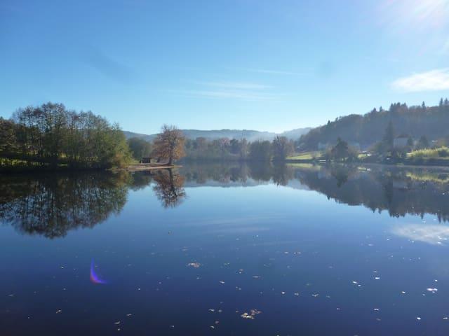 L'Hirondelle du Lac