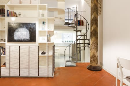 Style and Comfort in Trastevere - Roma - Loft