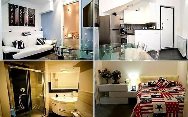 Poltrone E Sofa Via Tuscolana.Vacation Homes Condo Rentals Airbnb