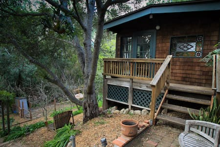 The Nest -- A Storybook Sanctuary - Santa Barbara - House