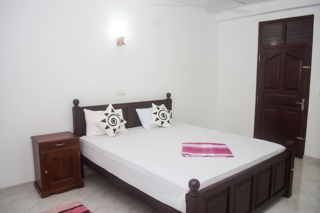 Bed Double Room