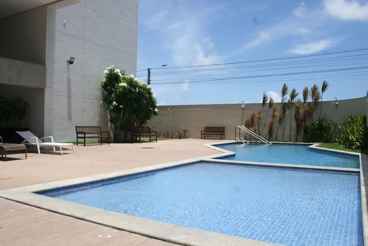 Apartamento de Luxo a Beira Mar, Recife-PE/BR