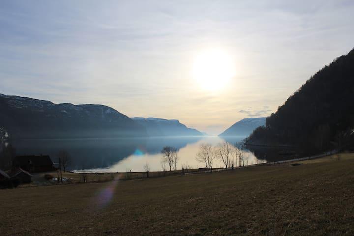 Breathtaking Fjord in Norway,Cabin2