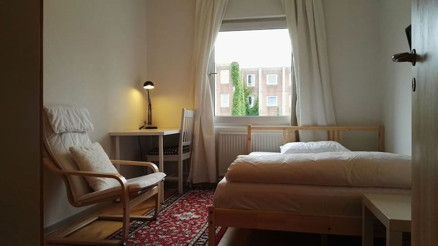 Cosy double bed in Aarhus near universities - Aarhus - Appartement