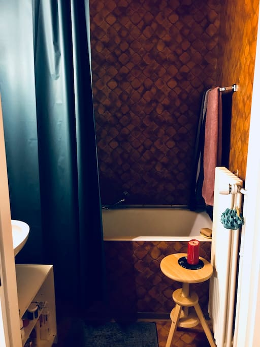Salle de bain (1er)