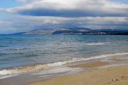 Double Studio with Sea View 1 - Georgioupoli
