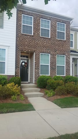Uptown Charlotte Townhouse - Charlotte - Casa