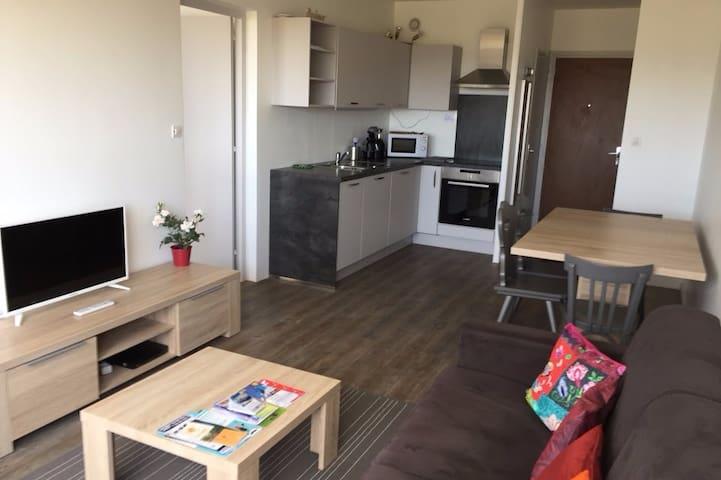 Bel appartement aux Rousses