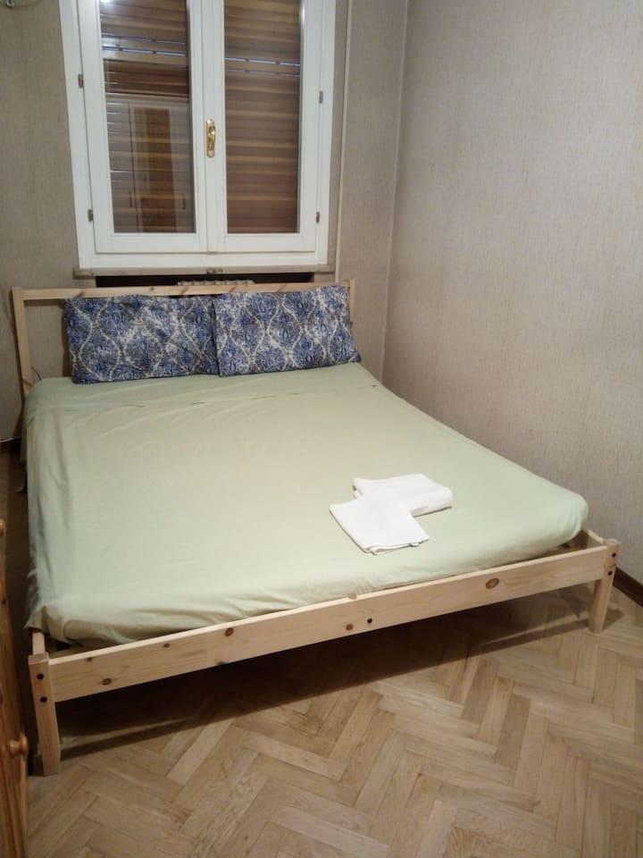 Sweet bedroom w/ shared bathroom in Tuscany villa