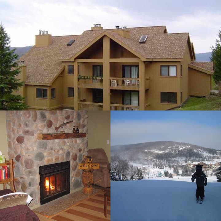 Snowpine Retreat - ski-in/out, golf, hike