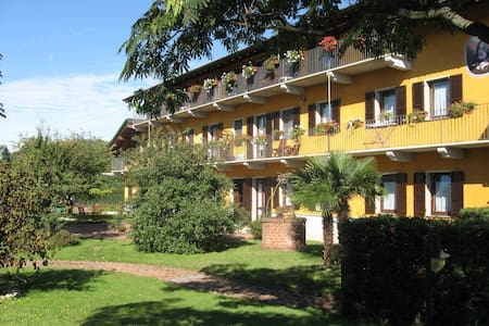 La Bellotta,a peaceful place near Malpensa Airport - Oleggio - Service appartement