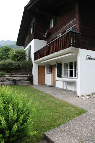 Chalet Catarina moderne 4,5 Zimmer Wohnung