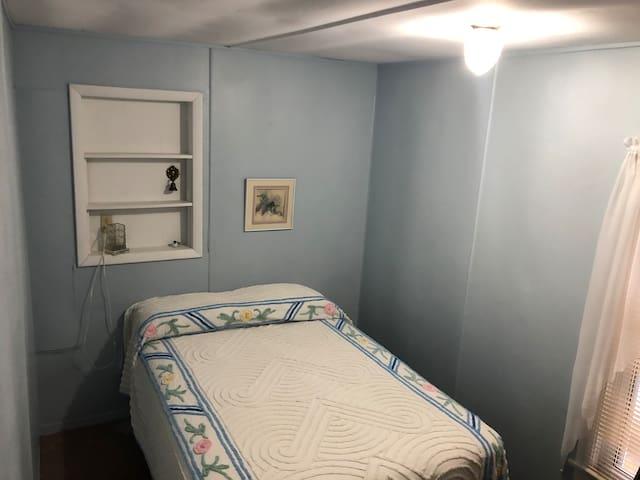 1st floor bedroom with double bed