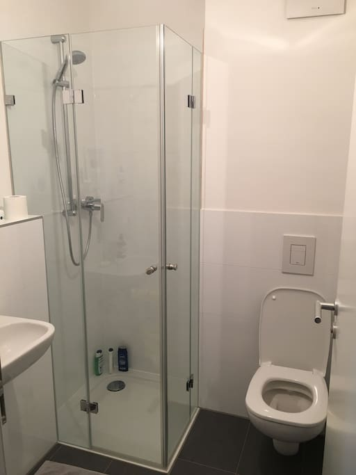 Your own private bathroom