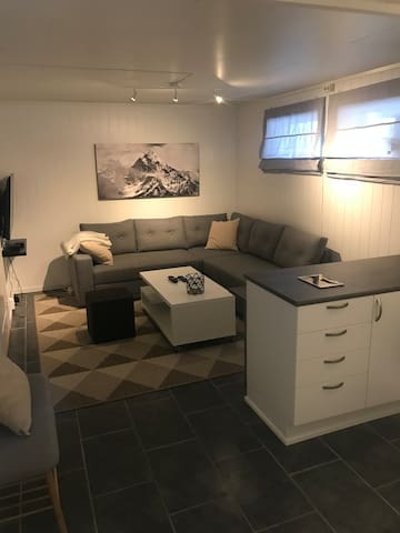 Ousland apartment - well equipped