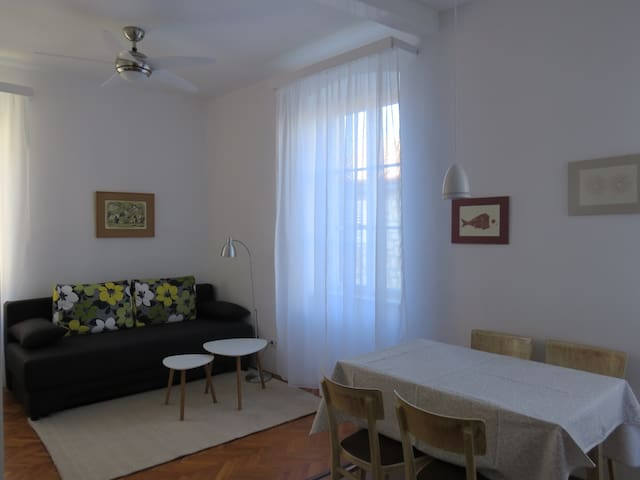 Lovely apartment in old part of Vis