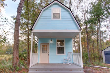 TINY HOUSE - BIG STYLE - A unique place to stay! - Summerville - Guesthouse - 1