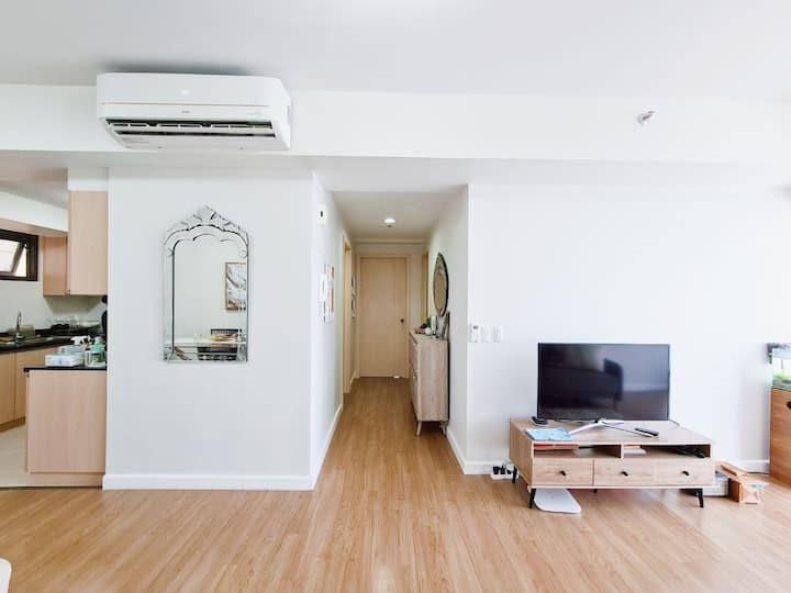 2-Bedroom Furnished Condominium in Ortigas, Pasig