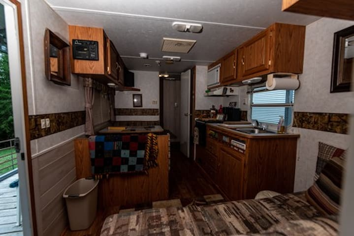 Cattle View Camper at Wolf Creek