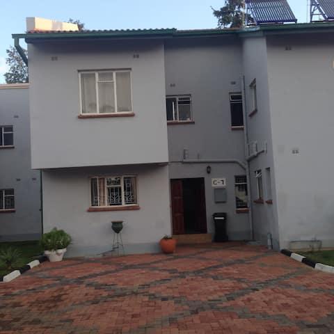 Borrowdale lodge in a complex in Harare, Zimbabwe