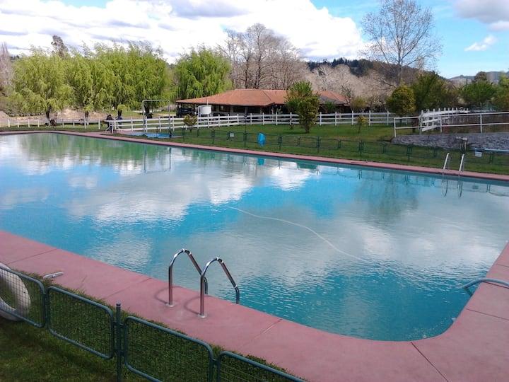 Parcela de Agrado , en Trehuaco Valle del ITATA