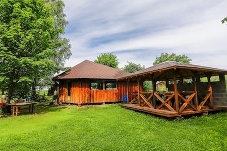 Dreamy Garden House