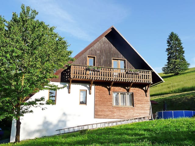 Holiday apartment Janová in Valasska Bystrice
