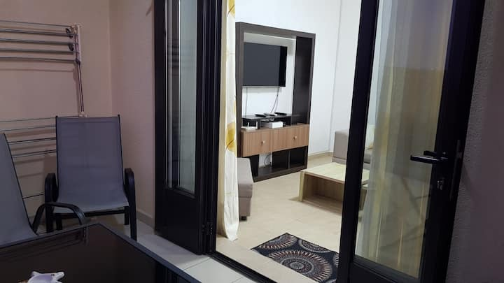 COSY AND MODERN 3 BEDROOM APARTMENT WITH POOL