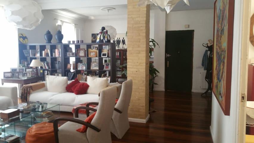 CENTER OF VALENCIA - València - Apartamento