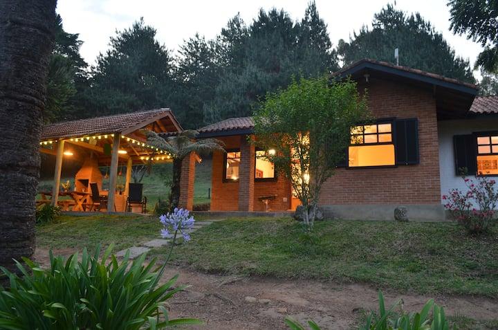 Cozy House on Organic Farm
