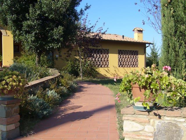 Casa al centro della Toscana - Montespertoli - Maison