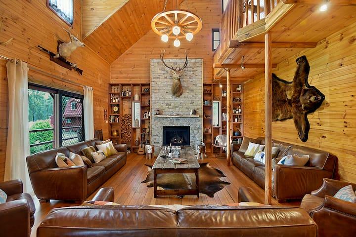Hunter Valley Lodge & Retreat | Stunning Lodge