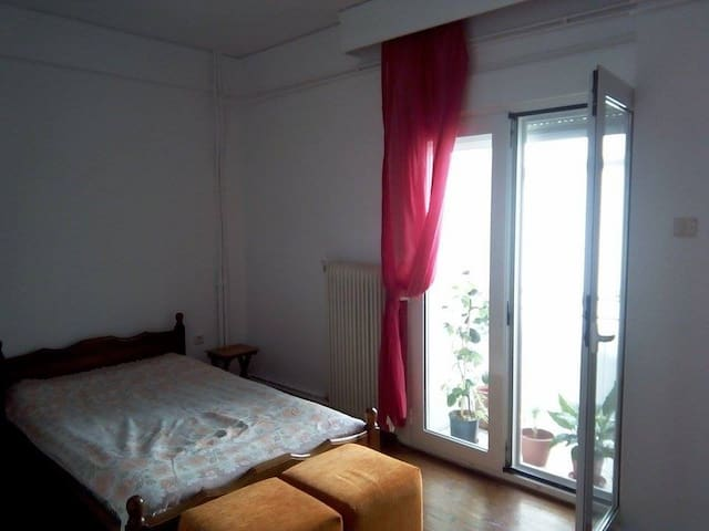 room in the city centre - Αλεξανδρούπολη - Apartment